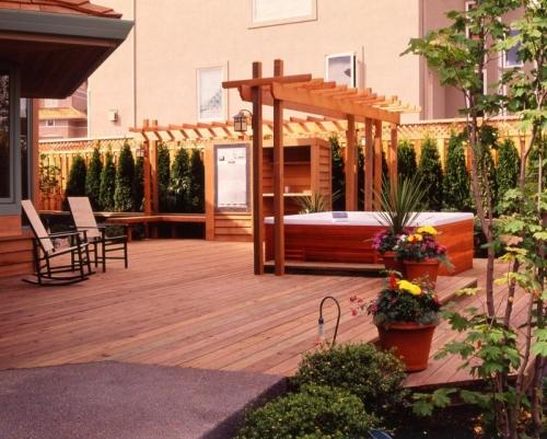 Photos Cedar Decking By Sound Cedar